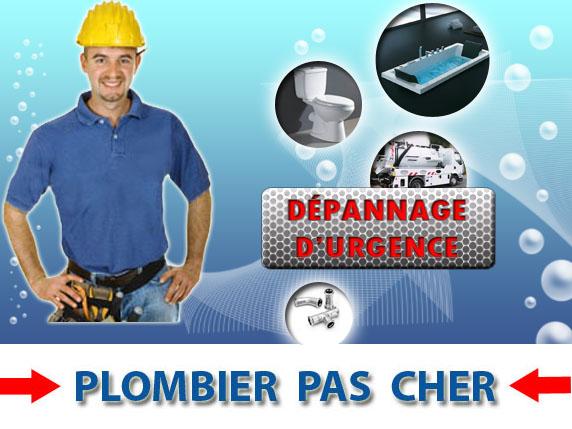Canalisation Bouchée Saint Cyr la Riviere 91690